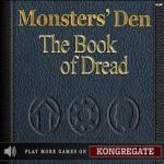 Monsters Den The Book of Dread gierka online